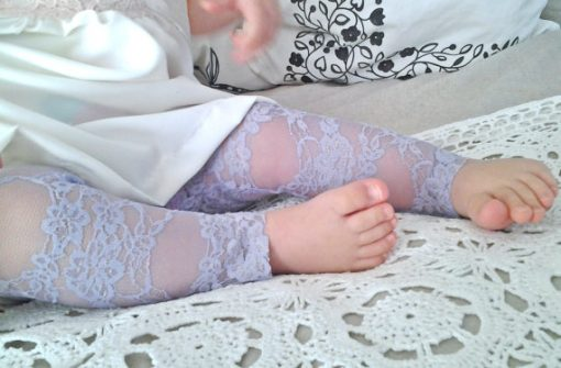 Baby Lace Leggings newborn